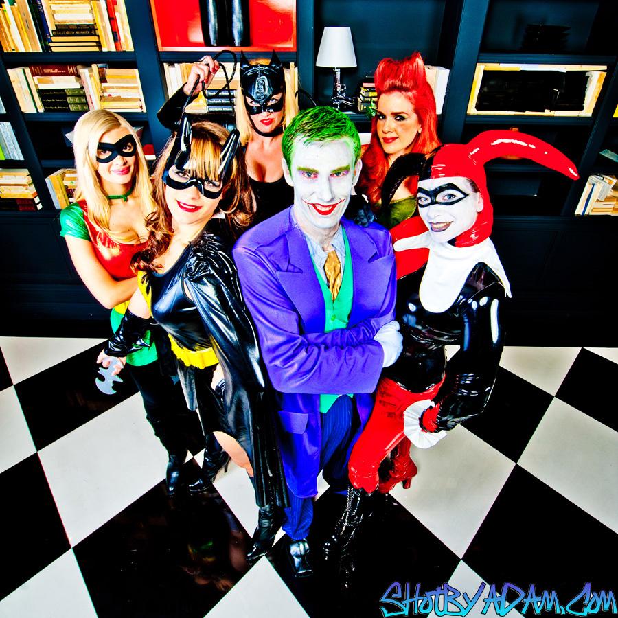 Gotham City in Las Vegas