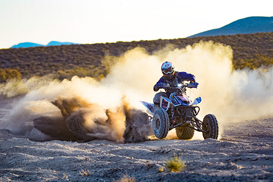 Imagine riding 600 miles on one of these through the middle of the desert.